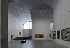 The Long Museum in Shanghai, China by Atelier Deshaus.