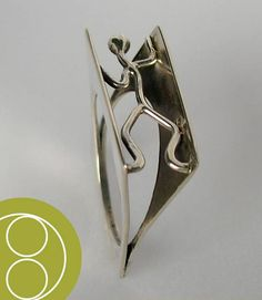 Ring | Laura Berrutti. Sterling silver