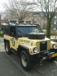 Gemodificeerde Land Rover Defender Photo 6543