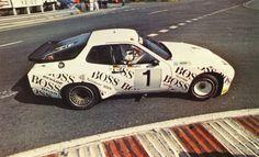 1981 Porsche 924 GTP LM  Porsche (3.466 cc.) (T)  Walter Rohrl  Jürgen Barth