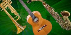 7 Musical Instruments Made Into Awesome Bongs