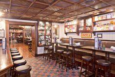 traditional irish interior design  | Classic Restaurant Interior Design of Ri Ra Irish Pub, Las Vegas ...