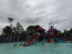 Water Splash Taman Sarbini Blora