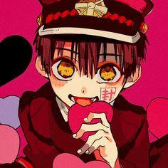 ☁️ ☁️ — ✰ ᴍᴀɢɪ: ᴛʜᴇ ʟᴀʙʏʀɪɴᴛʜ ᴏғ ᴍᴀɢɪᴄ ɪᴄᴏɴs ✰ 𝐿𝑖𝑘𝑒/𝑅𝑒𝑏𝑙𝑜𝑔. Anime K, Kawaii Anime, Hanako San, Chibi, Anime Profile, Another Anime, Hot Anime Guys, Manga Boy, Aesthetic Anime