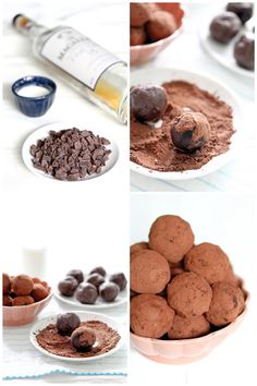 Foodagraphy. By Chelle.: Chocolate whisky truffles using Macallan Fine Oak 18