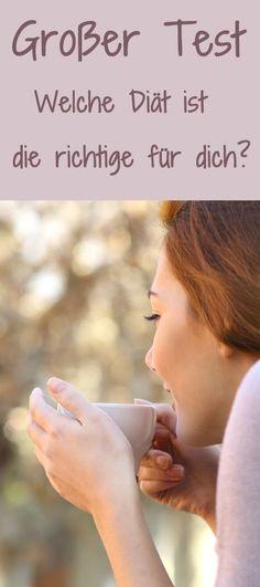 Mach jetzt den Test und finde heraus, welche Diät zu DIR passt: http://www.gofeminin.de/abnehmen/test-passende-diat-s1569264.html
