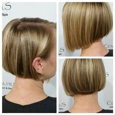 To My Daughter, Daughters, Blunt Bob, Grow Out, Bob Hairstyles, Children Haircuts, Pixie, The Selection, Hair Cuts