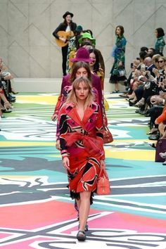 Burberry Prorsum Spring/Summer 2015 Ready-To-Wear