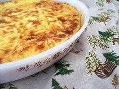 Creamy Potato Casserole