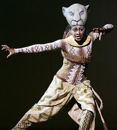 Photo 3 of 11   The cast of Lion King.   The Lion King: Show Photos   Broadway.com