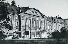 119 Wien I., Konzerthaus 31044 Vintage Postcards, Louvre, Building, Travel, Concert, House, Vintage Travel Postcards, Viajes, Buildings