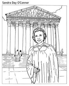 Sonia sotomayor coloring page to be coloring and sonia for Sonia sotomayor coloring page