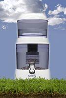 eco-friendly Santevia replaces 14,600 plastic bottles
