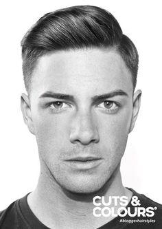 Stylish Male Hairstyle