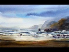 Keith Fenwick's Top Tips for Watercolour Artists - Programme Two - Part One - YouTube