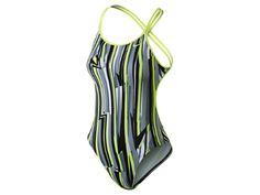 Nike Dynamic Lines Spiderback Women's Tank Swimsuit