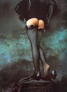 Sexo e suas possibilidades: a putaria surreal em fotos eróticas do artista Jan Saudek, fotógrafo da república checa.