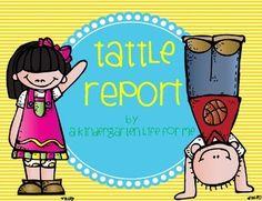 Tattle Report freee