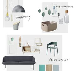Muuto design collection - Scandianavian furniture, Scandinavian lighting, Scandinavian home accessories