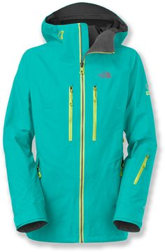 Hot colors for this coming season! The North Face Free Thinker Shell Jacket - Women's - Free Shipping at REI.com.