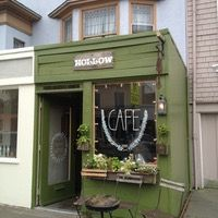 샌프란시스코, CA에서 커피숍일