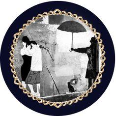 Isabelle Rowe : : Street Magic Chip, La Dolce Vita, Memories of a kiss : : Paris, Artist Unknown. Street Magic, Bespoke Jewellery, Kiss, Fine Jewelry, Romantic, Memories, Paris, Jewels, Engagement Rings