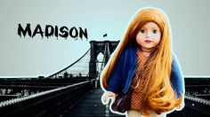 Say HI to Madison, from Brooklyn! She loves hanging with her friends and making movies! (Available September 1st!) . . . #doll #collection #girl #girls #nyc #manhattan #brooklyn #statenisland #bronx #queens #daughter #fashiondoll #glamour #dollstagram #dollsofinsta #blonde #brunette #redhead #friends #girlpower #trendy #toy #toycommunity #party #parents #toy #dollhouse #dollroom #accessories #clothesfordolls #fashion #dressup #fashiondoll #mommyandme #backtoschool #launch #new #trendy #swag…