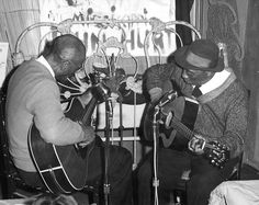 Skip James & Mississippi John Hurt
