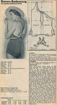 Spinnerin-Lehrbuch, 1930er – Teil 3 von 3
