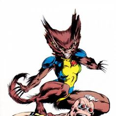 Feral versus Wolfsbane - Battles - Comic Vine