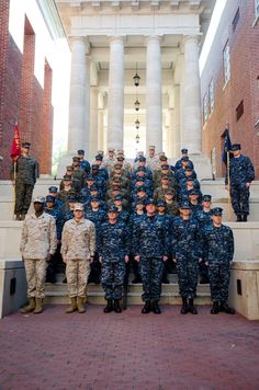The University of Mississippi Naval Reserve Officer Training Corps
