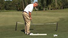 'School of Golf' host Martin Hall teaches you chipping practice drills for eliminating common mistakes around the green. Watch 'School of Golf' Wednesday nights.