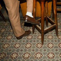 The Pub's Floor | I love Belgium #heritage