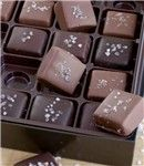 Sea-Salted Caramels from DOVE Chocolate Discoveries - my favorite treat ever!!!