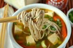Asian Noodle Soup To Cure a Cold   Coffee & Quinoa