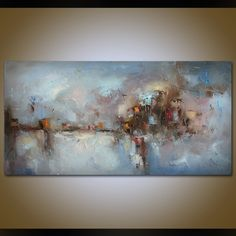 Oil Painting Abstract Painting Canvas Art Modern Painting