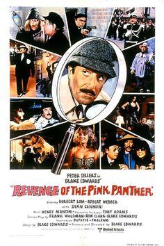 Vaaleanpunaisen pantterin kosto (1978)