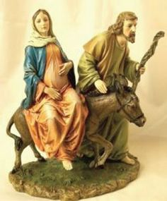 Another Pregnant Blessed Mother Statue - My Broken Fiat: A . Mother Mary Images, Images Of Mary, Blessed Mother Mary, Blessed Virgin Mary, Christmas Nativity, Christmas Deco, Jesus Christ Images, Jesus Stories, Mary And Jesus