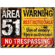 """Area 51 Alien Abduct This Way To Arrow Sign Directional Novelty Metal 17/"""" x 5/"""""""