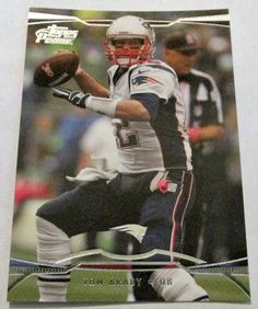 TOM BRADY 2013 TOPPS PRIME #NewEnglandPatriots