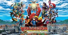 Pokemon the Movie - Volcanion and the Mechanical Marvel (2016) is an Adventure, Comedy anime Movie. Pokemon the Movie - Volcanion and the Mechanical Marvel (2016) free. Find here more popular Anime Movie to see.
