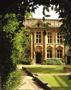 St. Edmund's Hall College, Oxford  Est. around 1236