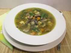 Gombaleves - készítheted télen-nyáron - Háztartás Ma Food And Drink, Dinner, Ethnic Recipes, Dining, Food Dinners, Dinners