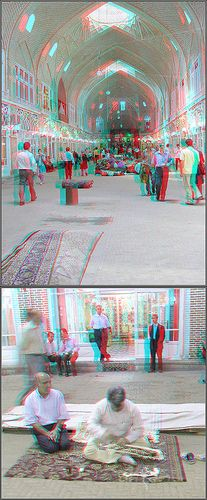 3d anaglyph   FYI, Turn your photos to 3d using this special free app for your desktop --> http://adf.ly/rits2 Download the 3D Image Converter For Android --> https://play.google.com/store/apps/details?id=com.JERASeng.Pic2Glyph  you can generate 3D photos, out of a single image!!!!!