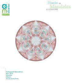 Diseño de Mandalas Arqka Consultants Illustrator