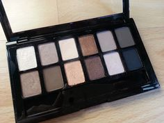 Maybelline The Nudes Palette - used maybe 5 times $8.00