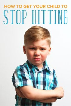 , Steps Every Parent Can Take to Get a Toddler to Stop Hitting , Frustrated because your child won't stop hitting others, especially you? Learn exactly how to discipline a toddler who hits, all without losing your c. Parenting Toddlers, Parenting Books, Gentle Parenting, Parenting Classes, Parenting Styles, Parenting Quotes, Disciplining Toddlers, Practical Parenting, Natural Parenting