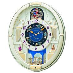 SEIKO CLOCK(セイコークロック) 電波からくり壁掛け時計 RE572S
