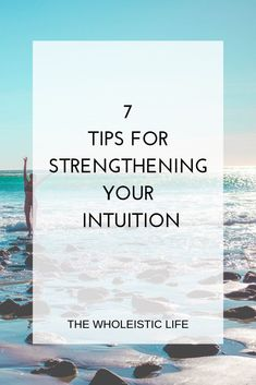 New to spirituality and feel a little lost when it comes to the idea of intuition and how to connect to yours? Here are 7 tips to help you strengthen and develop your intuition. Meditation Practices, Spiritual Practices, Spiritual Growth, Yoga Meditation, Gut Feeling, Feeling Stuck, Feeling Overwhelmed, How Are You Feeling, Infp Personality Traits