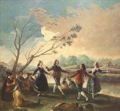 Francisco de Goya (1776-1777). Museo del Prado.